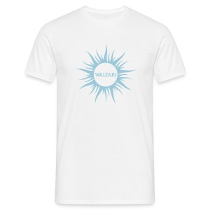 Waltari Frozen / white - Men's T-Shirt