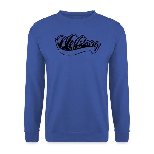 Wolfsburg-Custom Sweatshirt weiß - Männer Pullover
