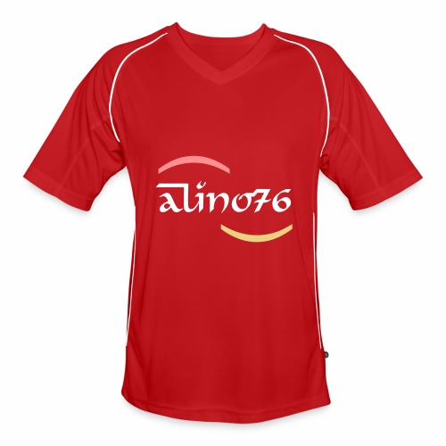 Tee shirt foot homme #1 Alino76 - Maillot de football Homme
