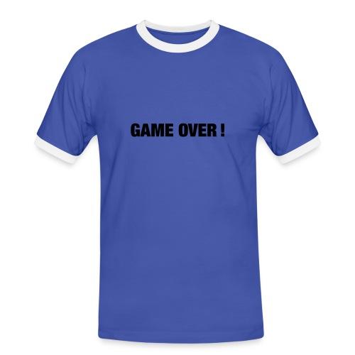 T-shirt homme - T-shirt contrasté Homme