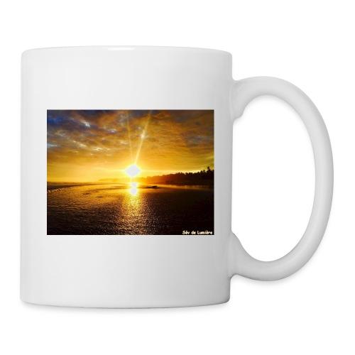 mug Chargé en énergie Jesus christ Lumiere Amour Guérison Christiques - Mug blanc