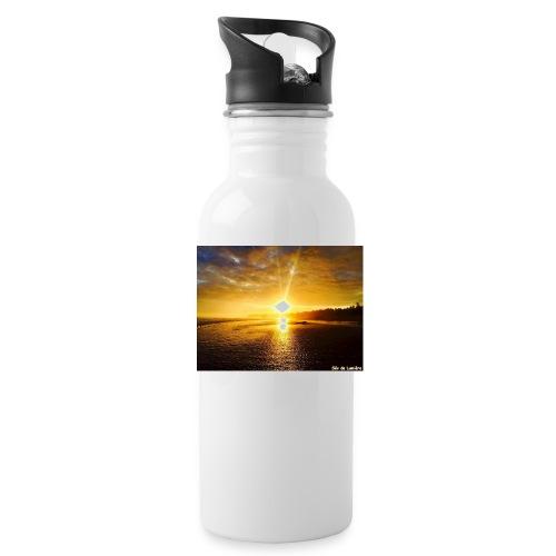 bouteille Chargée en énergie Jesus christ Lumiere Amour Guérison Christiques par sev de lumiere - Gourde