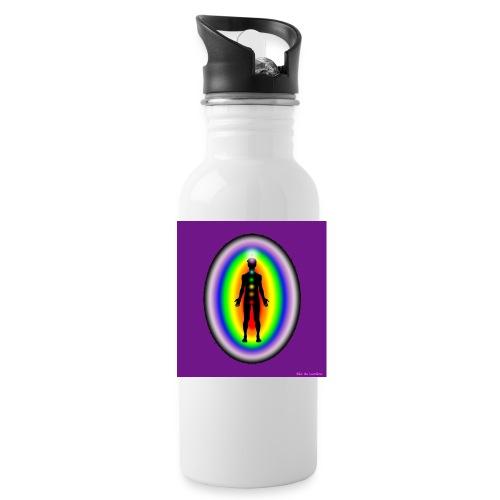 bouteille Purification et rechargement Chakras Aura - Gourde