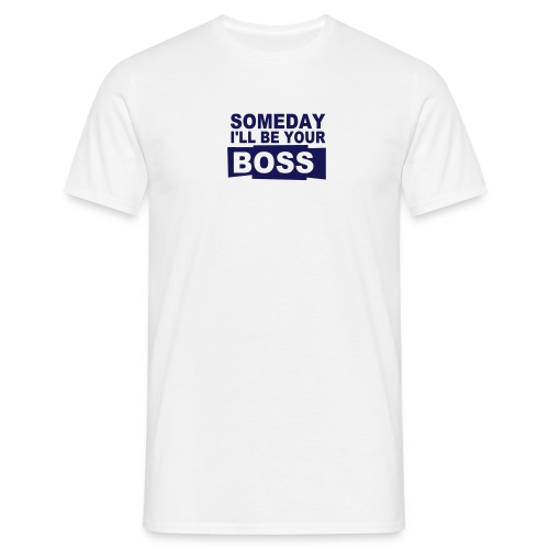 BIG BOSS - T-shirt Homme