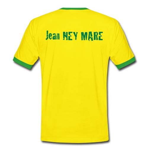 Jean Ney Mare - T-shirt contrasté Homme