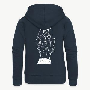 Sweat Egon Schiele - Veste à capuche Premium Femme