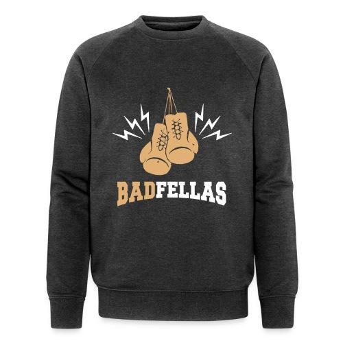 Badfellas Retro College Shirt - Stanley & Stellan miesten luomucollegepaita