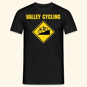 Valley Cycling - Men's T-Shirt