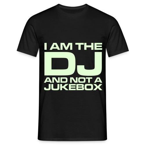 dj music anim - T-shirt Homme