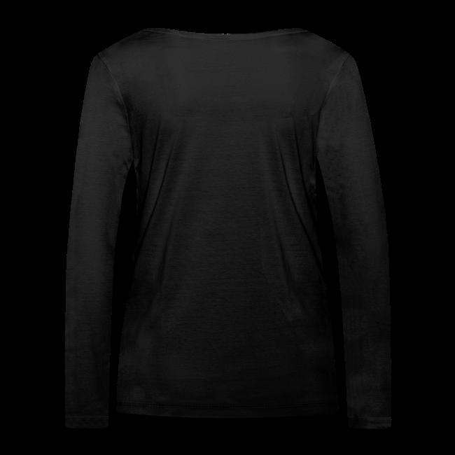 The Ram - Damen BIO Langarmshirt - 100% Baumwolle - #BNRBBG