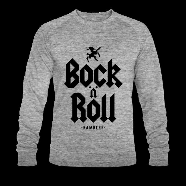 The BnR - Klassisches Herren Sweatshirt - BIO Baumwolle - #BNRBBG