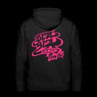 Sweat-shirts ~ Sweat-shirt à capuche Premium pour hommes ~ Sweat BBL Logo