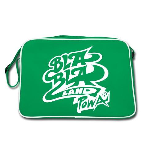 Sac Blabla Logo - Sac Retro