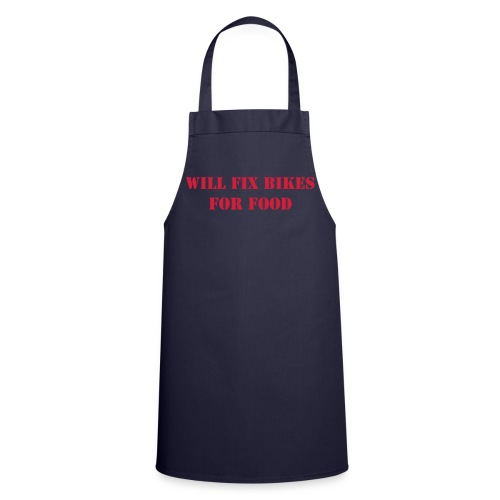 Bike Master - Cooking Apron