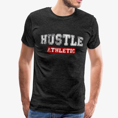 HUSTLE ATHLETIC - Männer Premium T-Shirt