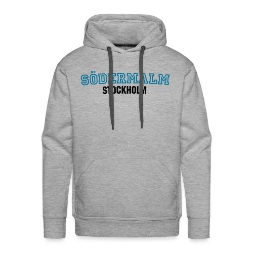 Södermalm STK Hood - Premiumluvtröja herr