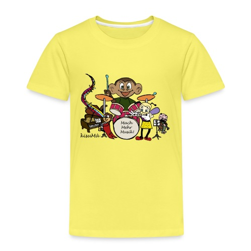 kisuMà-T-Shirt kids - Kinder Premium T-Shirt