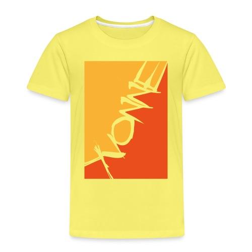 Kinder-T-Shirt Yvonne scripted, verschiedene Farben - Kinder Premium T-Shirt