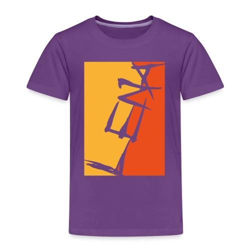 Kinder-T-Shirt Lena scripted, verschiedene Farben - Kinder Premium T-Shirt