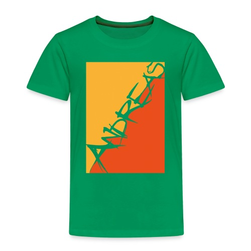 Kinder-T-Shirt Andreas scripted, verschiedene Farben - Kinder Premium T-Shirt