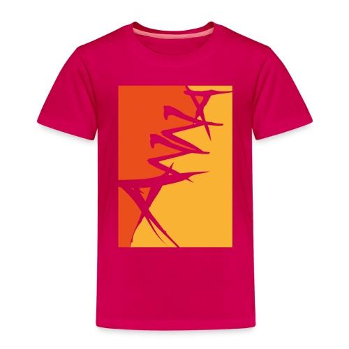 Kinder-T-Shirt Anna scripted, verschiedene Farben - Kinder Premium T-Shirt