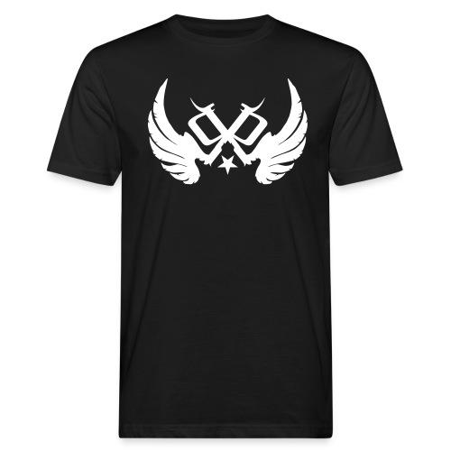 Poetic Protest - PP Winged Black Organic - Men's Organic T-Shirt
