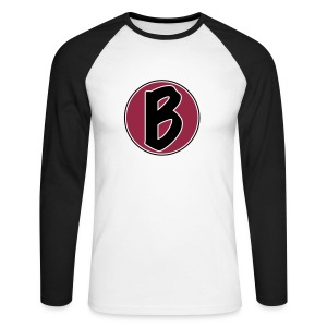 B-Ware - Männer Baseballshirt langarm