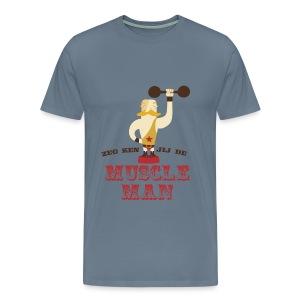 Margreeth - Mannen Premium T-shirt