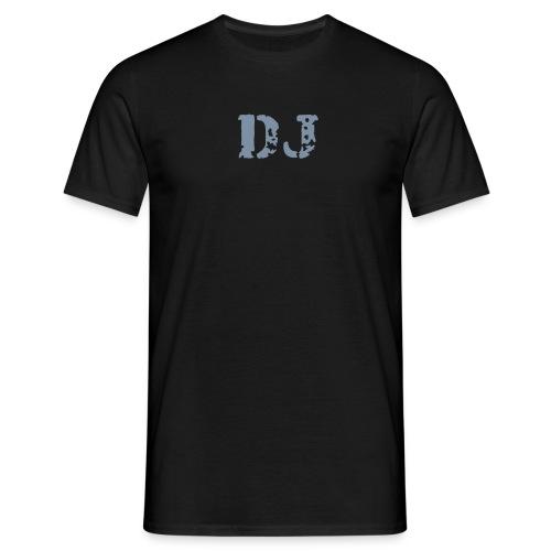 DJ Silver Metallic shirt - Mannen T-shirt
