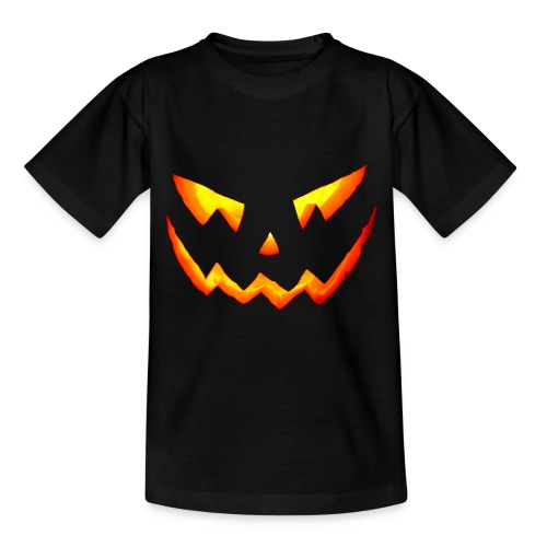 Halloween Scary Pumpkin - T-shirt Enfant