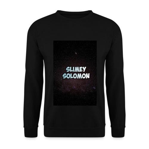 Slimey Solomon Galaxy Sweater - Men's Sweatshirt
