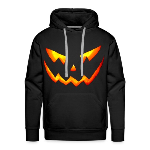 Halloween Scary Pumpkin - Sweat-shirt à capuche Premium pour hommes