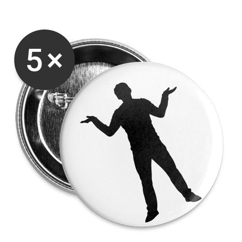 tonton had badge - Badge petit 25 mm