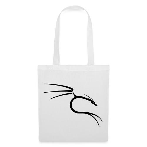 Sac en toile blanc avec motif - Tote Bag