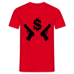 GETTING PAID - Men's T-Shirt