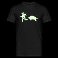 T-Shirts ~ Männer T-Shirt ~ Jagd-Shirt