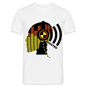 Electro-man - T-shirt Homme