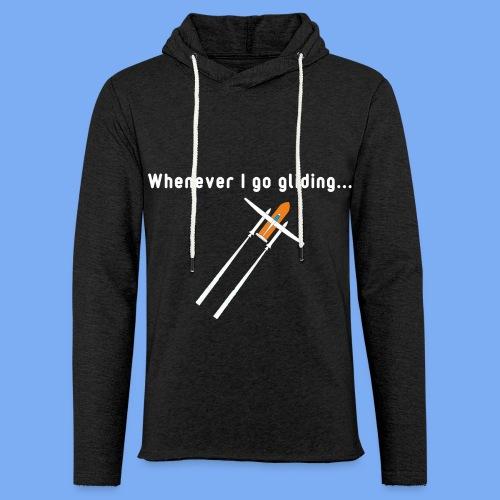Raketenstart - Light Unisex Sweatshirt Hoodie