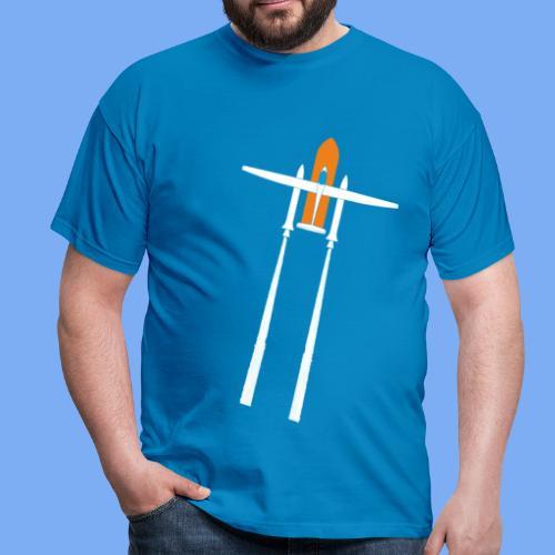 Raketenstart - Men's T-Shirt