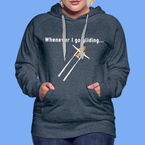 Raketenstart - Women's Premium Hoodie