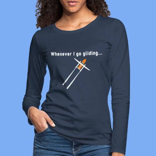 Raketenstart - Women's Premium Longsleeve Shirt