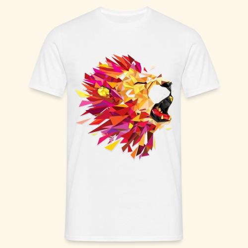 FWSBerlin gemetrischer Löwe 2017 - Männer T-Shirt