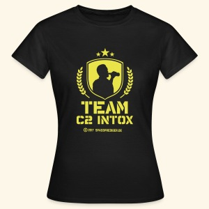Malle-Shirt Team C2 Intox - Frauen T-Shirt