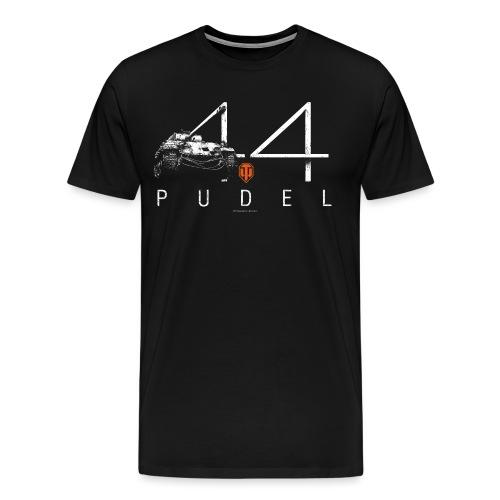 44 PUDEL - Men's Premium Shirt - Men's Premium T-Shirt