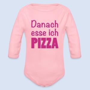 Danach esse ich PIZZA #Pizza
