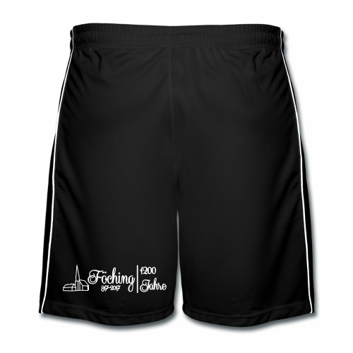 Sporthose 1200 Jahre - Männer Fußball-Shorts
