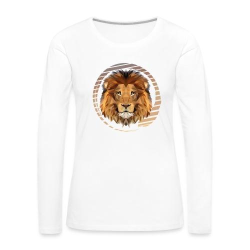 Savannah Pride // Frauen Premium Langarm-Shirt - Frauen Premium Langarmshirt