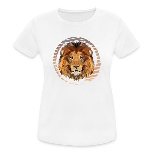 Savannah Pride // Frauen T-Shirt atmungsaktiv - Frauen T-Shirt atmungsaktiv