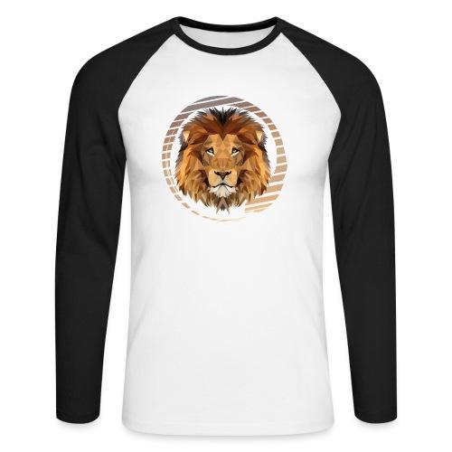 Savannah Pride // Baseball-Langarm Shirt - Männer Baseballshirt langarm