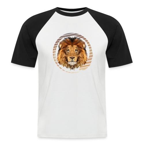 Savannah Pride // Männer Baseball T-Shirt - Männer Baseball-T-Shirt